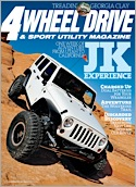 Subscribe to 4 Wheel Drive & Sport Utility Magazine