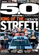 Subscribe to 5.0 Mustang & Super Fords Magazine