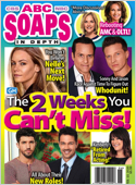 Subscribe to Soaps in Depth - ABC Magazine