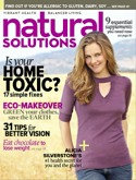 Subscribe to Natural Solutions Magazine