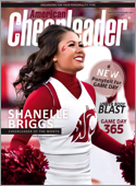 Subscribe to American Cheerleader Magazine