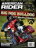 Subscribe to American Rider Magazine