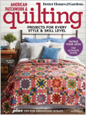 Subscribe to American Patchwork & Quilting Magazine