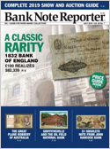 Subscribe to Banknote Reporter Magazine