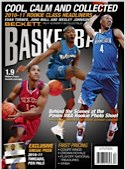 Subscribe to Beckett Basketball Collector Magazine