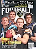 Subscribe to Beckett Football Collector Magazine