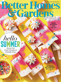 Best Price for Better Homes & Gardens Magazine Subscription
