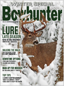 Subscribe to Bowhunter Magazine