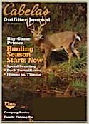Subscribe to Cabelas Outfitter Journal Magazine