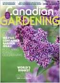 Subscribe to Canadian Gardening Magazine
