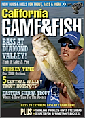 Subscribe to California Game & Fish (1 year) Magazine