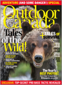 Subscribe to Outdoor Canada Magazine