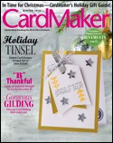 Subscribe to CardMaker Magazine