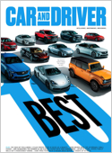 Subscribe to Car and Driver Magazine