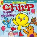 Subscribe to Chirp Magazine