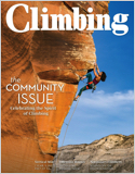 Subscribe to Climbing Magazine