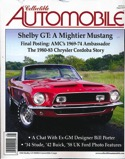 Subscribe to Collectible Automobile Magazine
