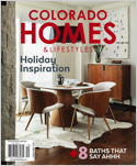 Subscribe to Colorado Homes & Lifestyles Magazine