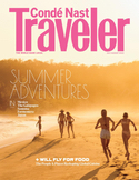Subscribe to Conde Nast Traveler Magazine