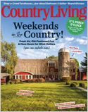 Subscribe to Country Living Magazine
