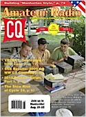 Subscribe to CQ Amateur Radio (1 year) Magazine