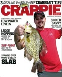Subscribe to Crappie World Magazine