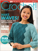 Subscribe to Crochet! Magazine