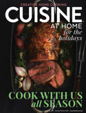 Subscribe to Cuisine at home Magazine