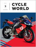 Subscribe to Cycle World Magazine