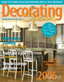 More Details about Decorating Spaces Magazine
