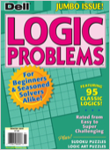 Subscribe to Dell Logic Puzzles Magazine