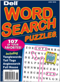 Subscribe to Dell Word Search Puzzles Magazine