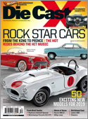 Subscribe to DieCast X Magazine