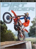 Subscribe to Dirt Rider Magazine