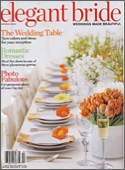 Subscribe to Elegant Bride Magazine