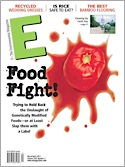 Subscribe to E, The Environmental Magazine Magazine