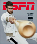 Subscribe to ESPN The Magazine Magazine