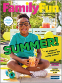 Subscribe to FamilyFun Magazine