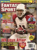 Subscribe to Fantasy Sports Magazine