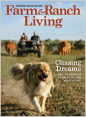 Subscribe to Farm & Ranch Living Magazine