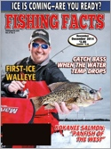 Subscribe to Fishing Facts Magazine