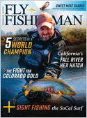 Subscribe to Fly Fisherman Magazine