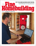 Subscribe to Fine Homebuilding Magazine