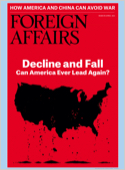 Subscribe to Foreign Affairs Magazine