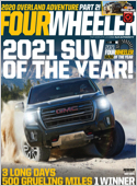 Subscribe to Four Wheeler Magazine