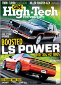 Subscribe to GM High Tech Performance Magazine