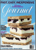 Subscribe to Gourmet Magazine