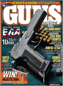 Subscribe to Guns Magazine Magazine