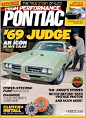 Subscribe to High Performance Pontiac Magazine