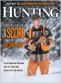 Subscribe to Hunting Magazine